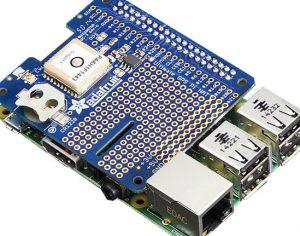 RS Comp Adafruit Raspberry Pi HAT