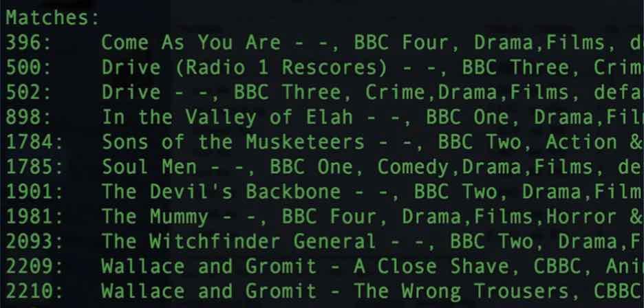 Raspberry Pi downloads BBC TV iPlayer content