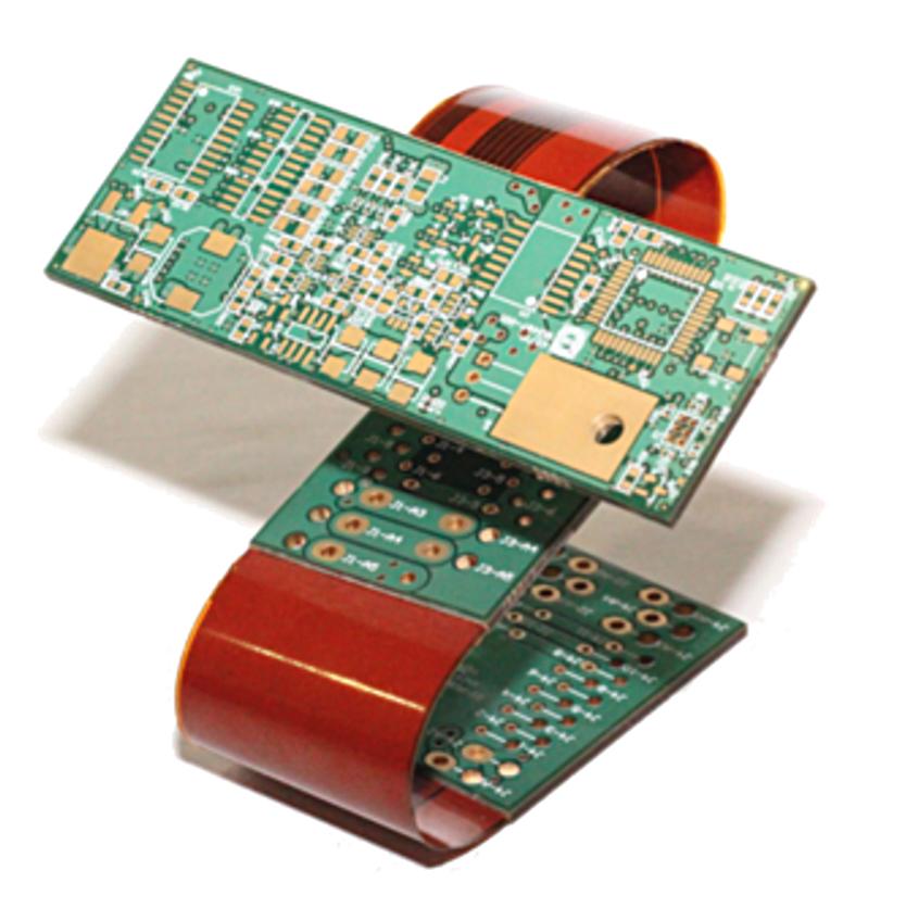 Rigid-flex PCBs hold key for medical wearables