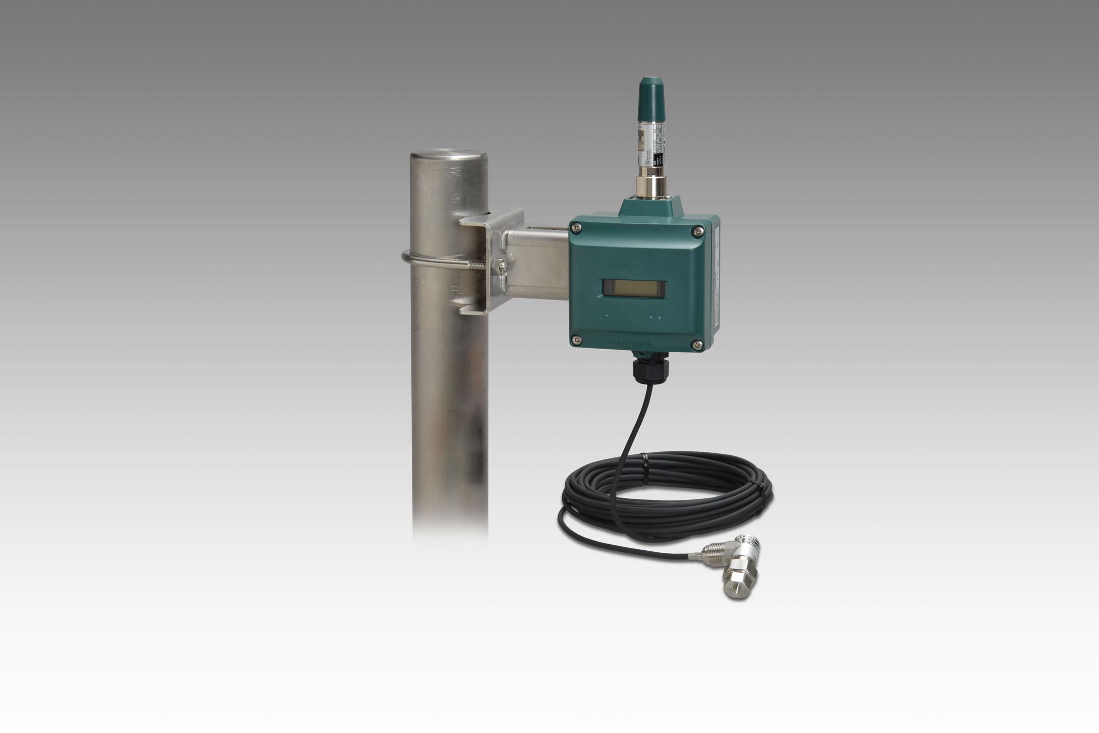 Yokogawa Has First Isa100 11a Wireless Vibration Sensor