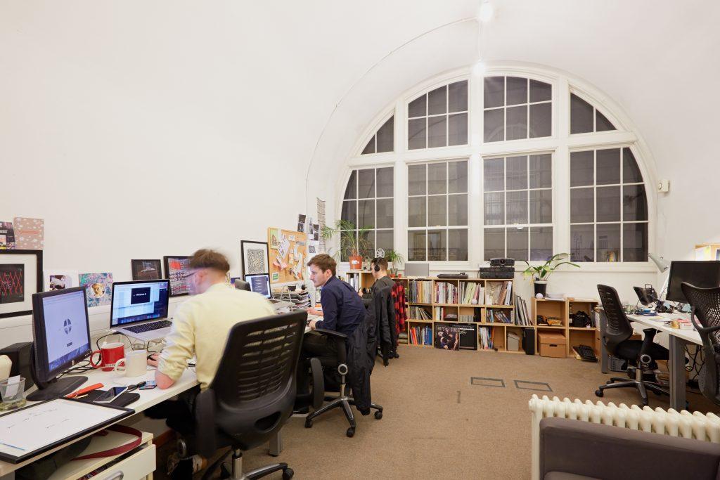 Makerversity grows the London startup scene - Common Works Studio Space