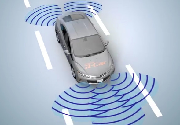 Renesas Aims At Car Radar With 32bit Mcus