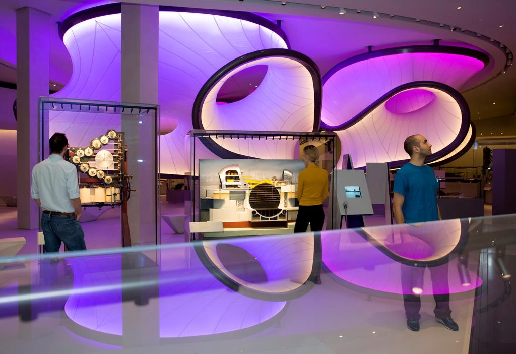 Spicing Up The Maths Gallery At The Science Museum