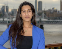 Isabella Mascarenhas, IET's Young Professionals Engagement Manager