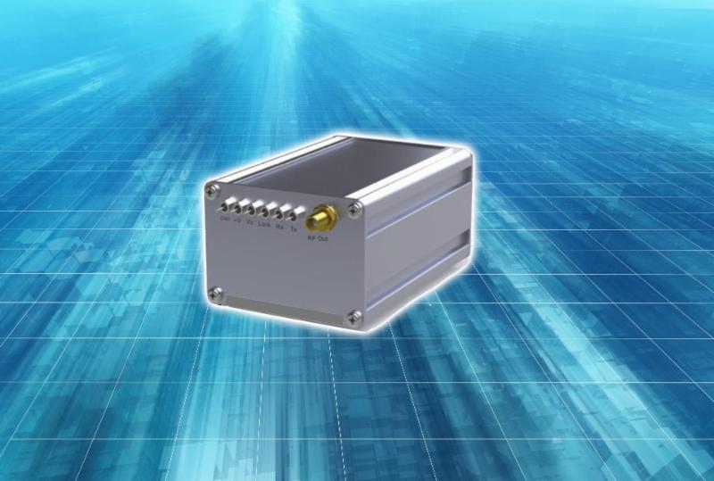 IQD rubidium oscillator delivers low phase noise