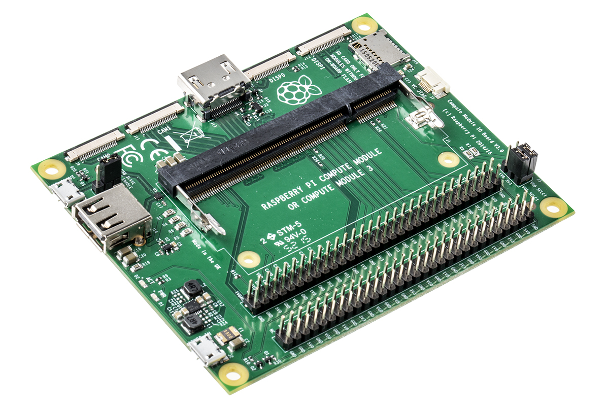 Fabulous The Raspberry Pi Compute Module Evolves Wiring 101 Swasaxxcnl