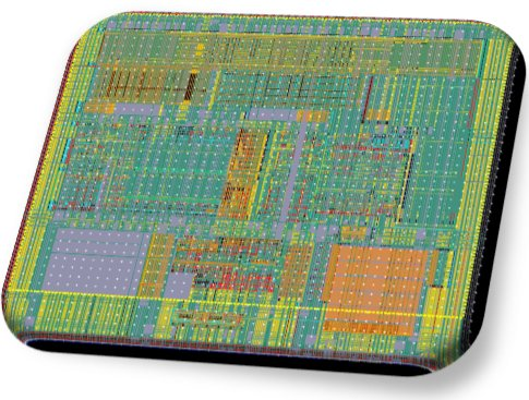Moortec temperature sensor on TSMC 16nm processes.