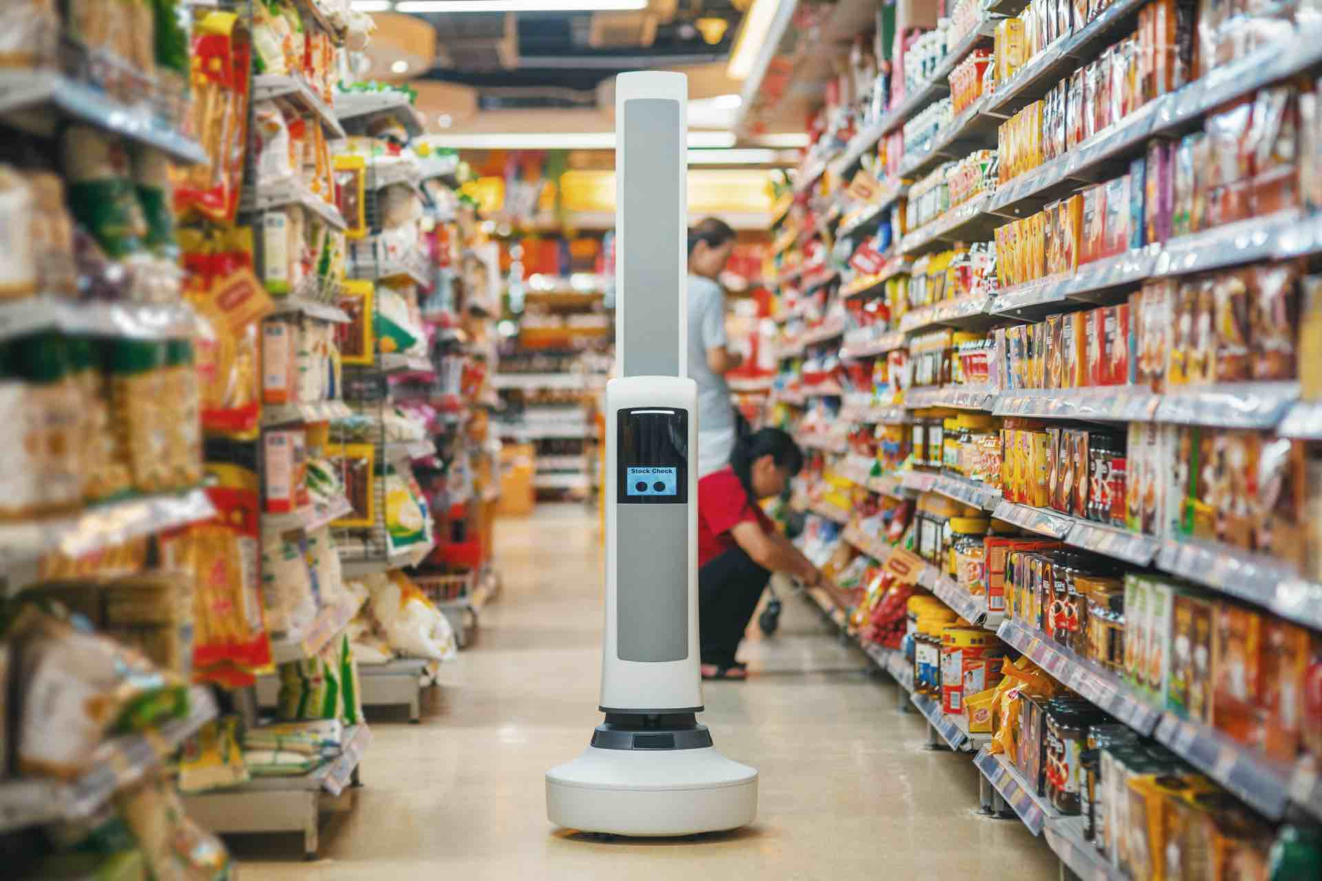 Intel wants to put robots in shops