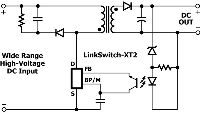 Mains power chip is efficient at 6W