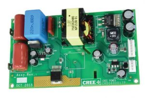 Wolfspeed CRD-060DD17P-2 Richardson RFPD - Eval board for 1.7kV SiC mosfet