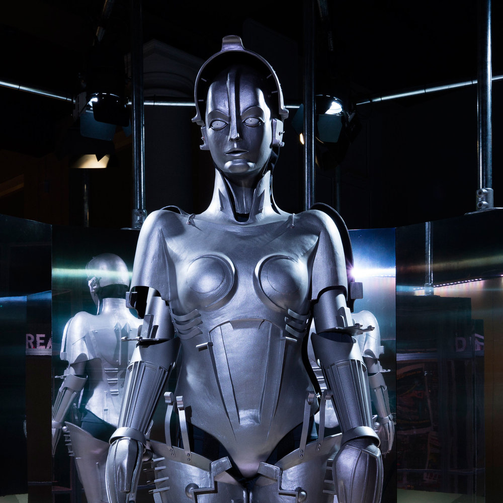 Science Museum Exhibits The Rise Of The Robots