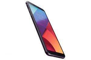 LG G6 Astro Black