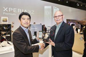 Sony Xperia XZ Premium scoops Best Phone award