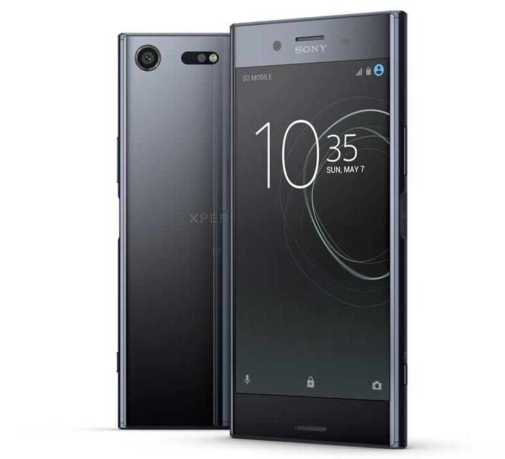 Sony XZ cropped