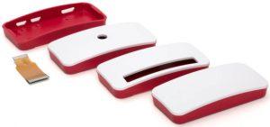 Raspberry Pi Zero W case and lids