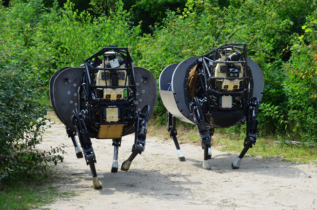 Getting A Handle On Latest Boston Dynamics Robot