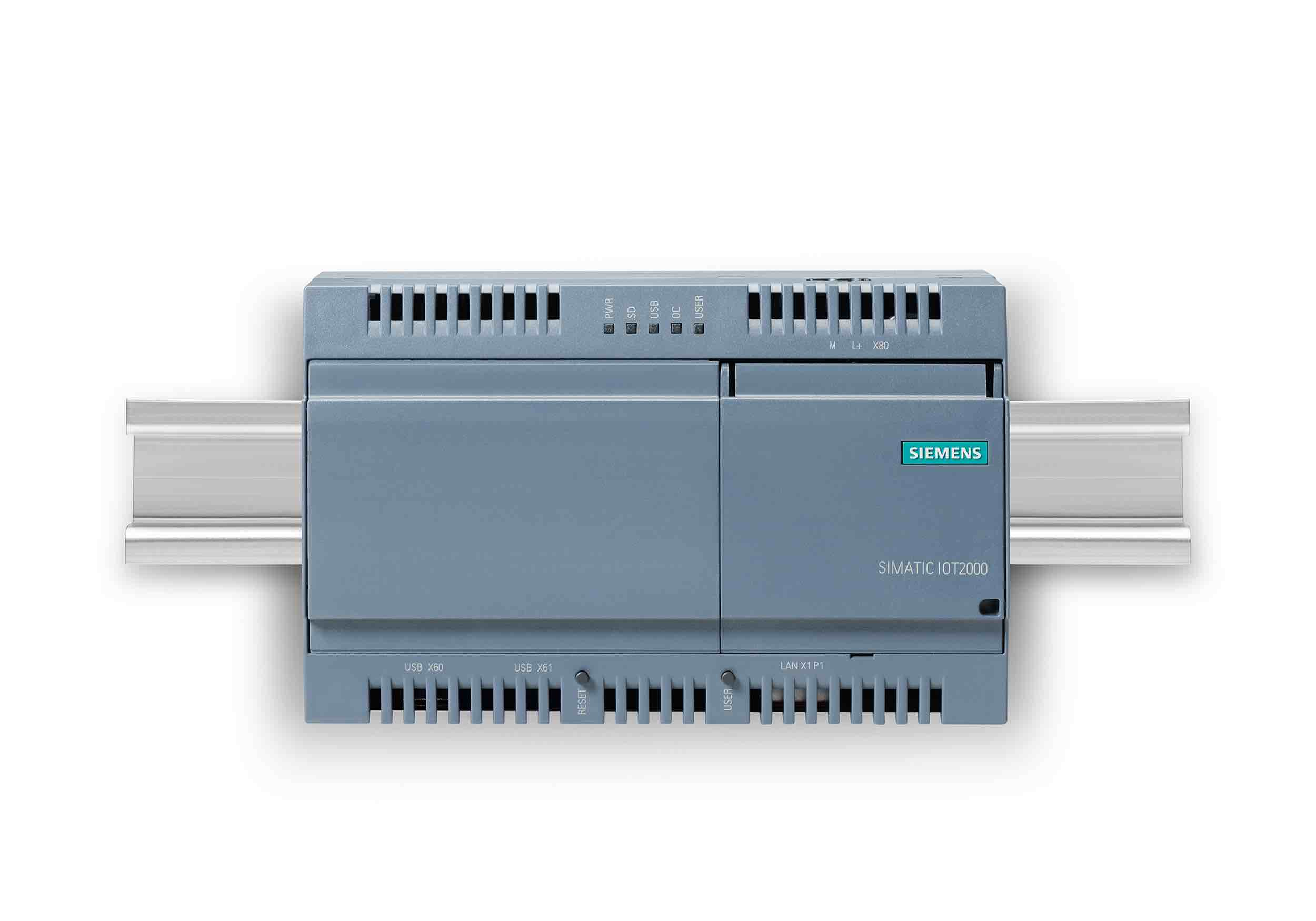 Siemens, RS and Arduino link on industrial IoT