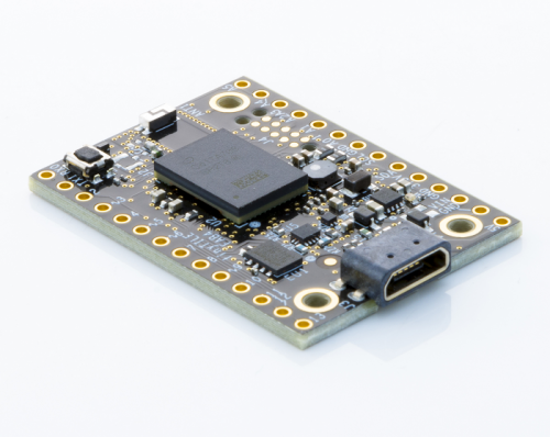 Embedded world intel targets makers with farnell tinytile