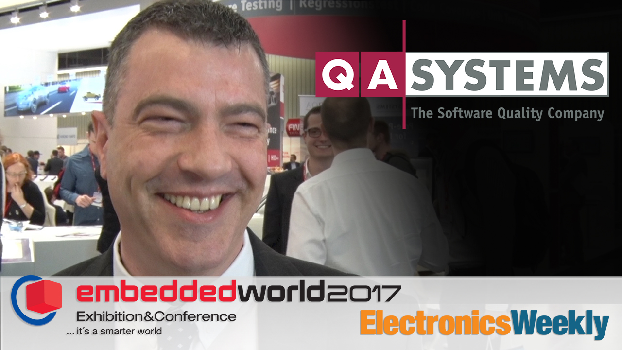 EW: Video Interview – QA Systems on Cantata unit and integration test tool
