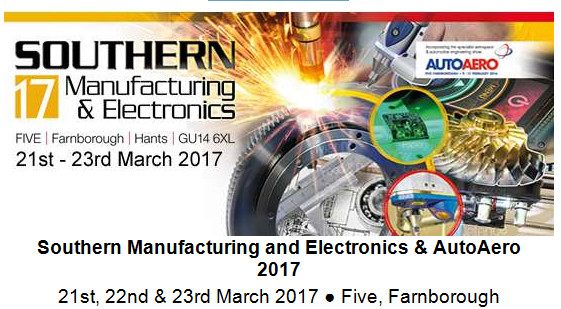 Southern Manufacturing: Say hello to Electronics Weekly at M133