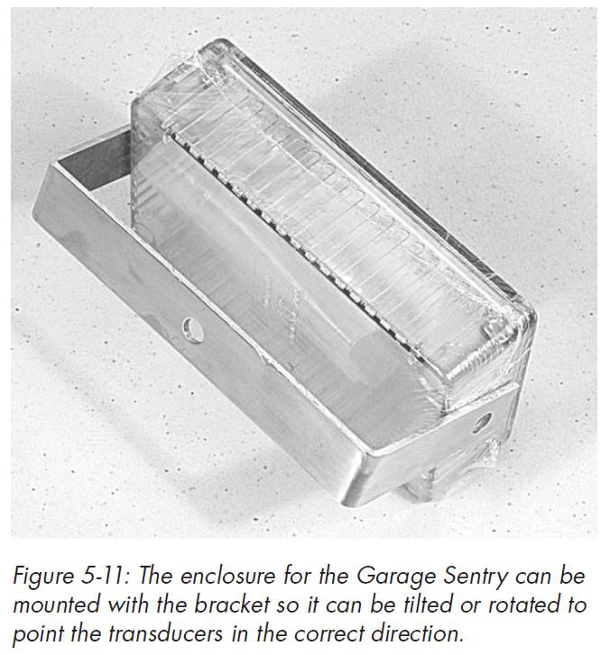 arduino mounted enclosure