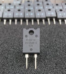 Flosfia TO220 Schottky diode