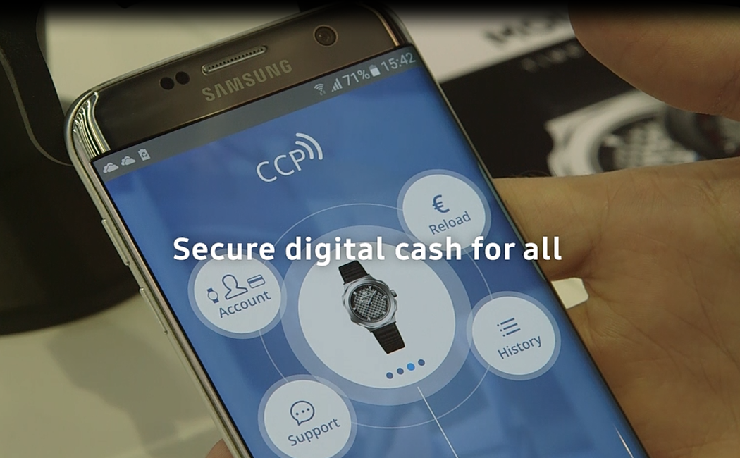 Samsung makes your wedding ring a payments plaything