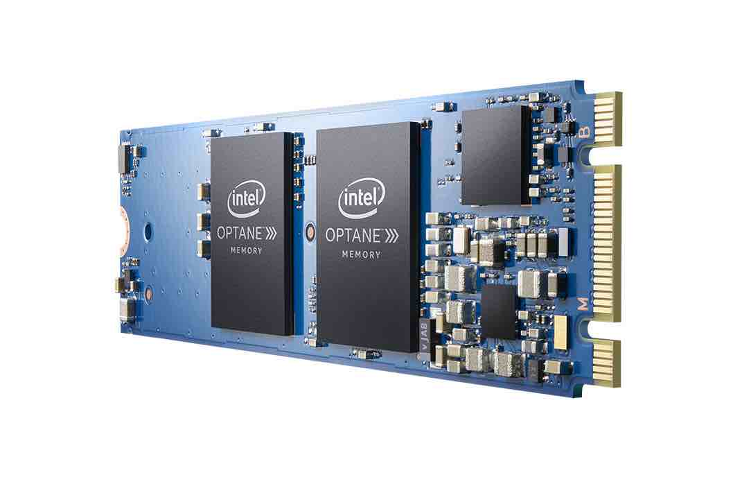 Intel's first Optane memory modules available next month