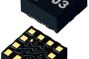 Rohm KXTJ3 3-ax accelerometer