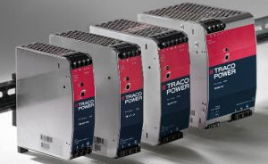 Traco Power DIN rail