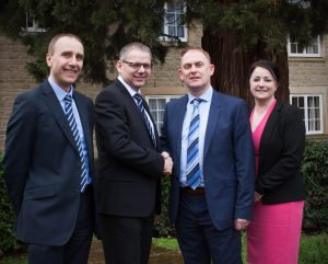 binder signs Anglia to boost UK industrial presence