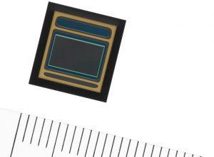 Sony image sensor IMX390CQV