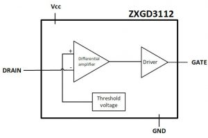 Diodes ZXGD3112