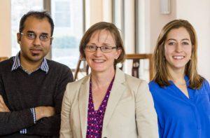 Princeton TriCheck r Margaret Martonosi (centre) Yatin Manerkar Caroline Trippel