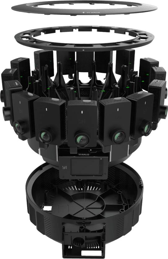 Picture of the Day: YI HALO next-gen Jump 3D-360 camera