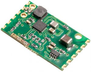 European Thermodynamics TEG mini PCB