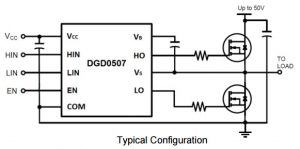 Diodes DGD0507