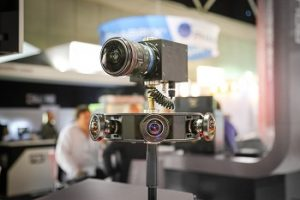 Imec spin-out develops 360° camera