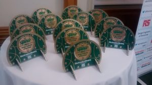 BrightSparks trophies