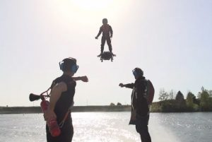 Video: A glimpse of the jet-powered-flying-hoverboard future!