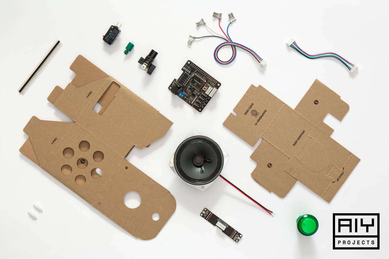 Google turns to raspberry pi for do it yourself ai the full ai kit deconstructed solutioingenieria Images