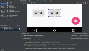 Android Studio 3 Canary release