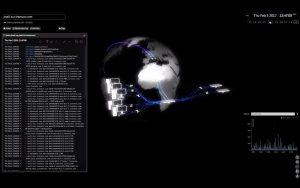 Threat Visualizer Device