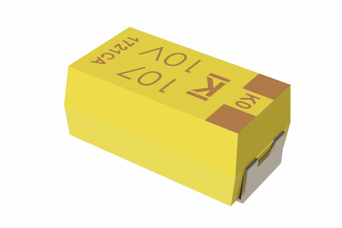 There is now an alternative to solid tantalum capacitors