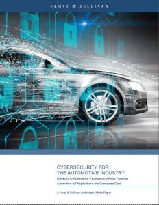 Frost & Irdeto Frost Sullivan cyber security report