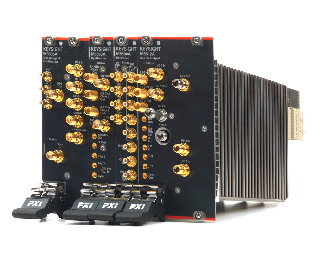 Keysight Has A Pxie Signal Generator To Cover 5g Mixed Transceiver