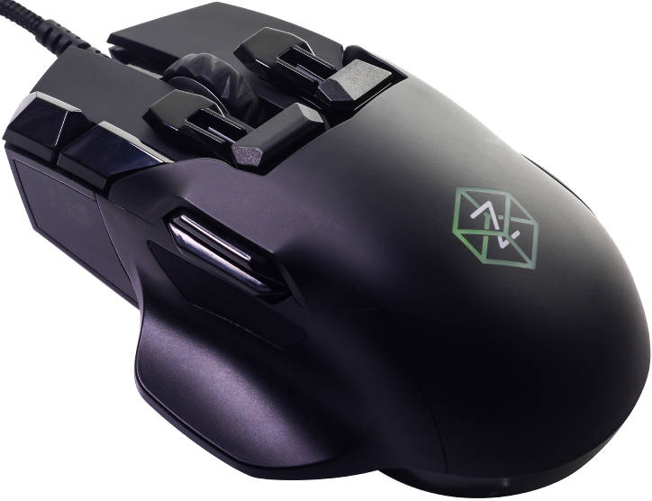 Peratech Wins Place In Most Advanced Gaming Mouse