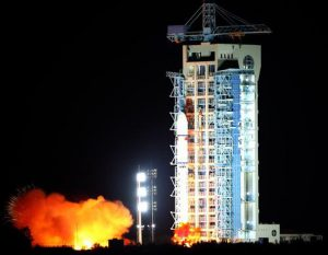 Micius launches from Jiuquan August 2016