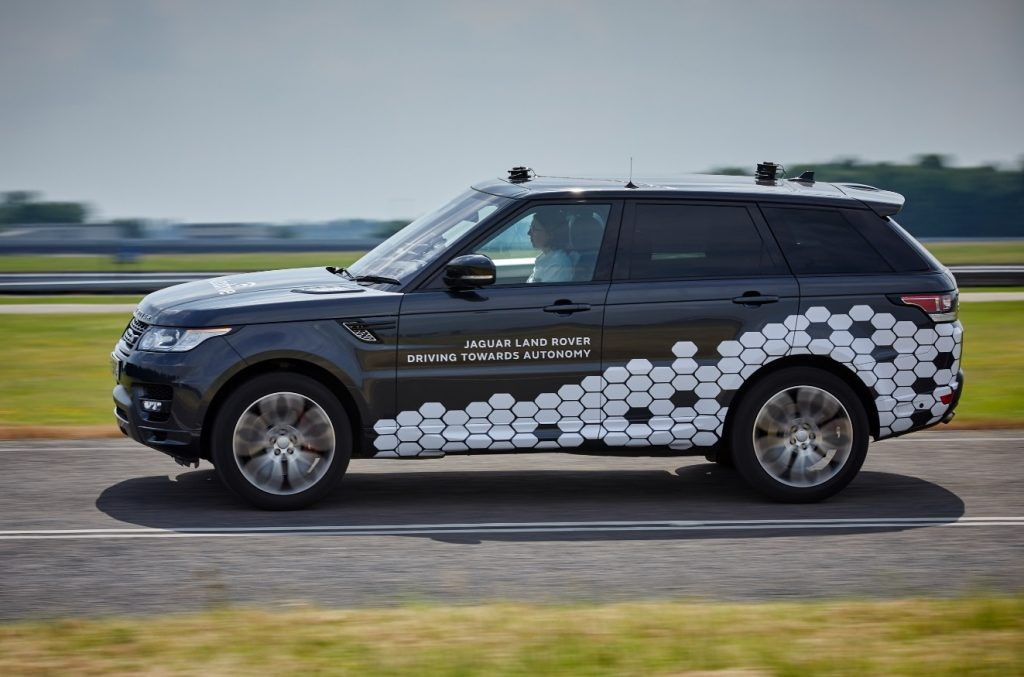 Jlr To Take Autonomous Vehicles To Uk Streets By End Of 2017