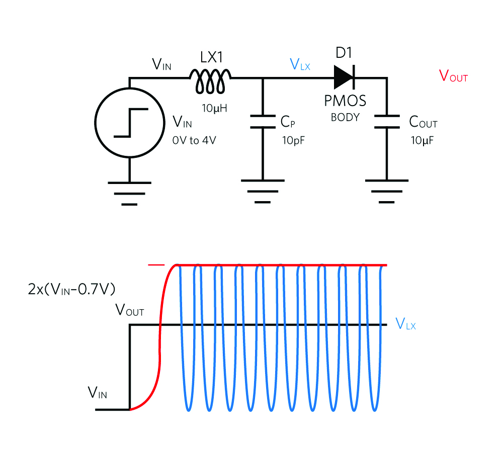 More Power To Your Battery Here Vin Is The Supply Voltage I Current In Circuit Which Figure 3 And Vout During Fresh Replacement